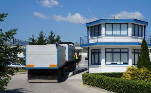 Complete fertilizers logistics & handling process