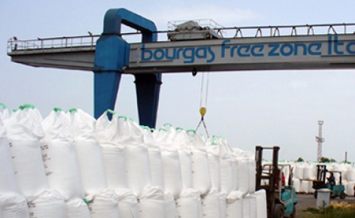Complete fertilizers logistics & handling process