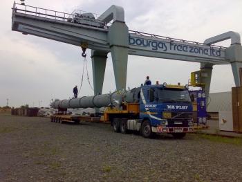 Loading/ Unloading operations
