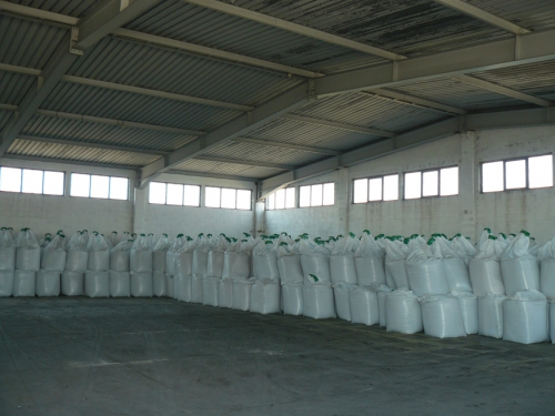 READY premises for production activities at logistic terminal Bourgas Free Zone